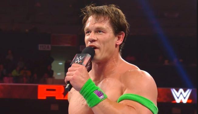 John Cena Height Weight