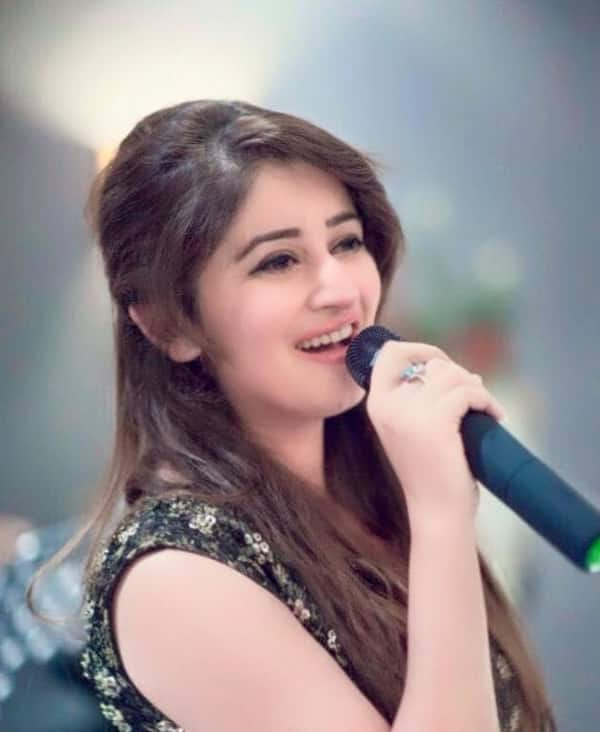 Farhana Maqsood Singing