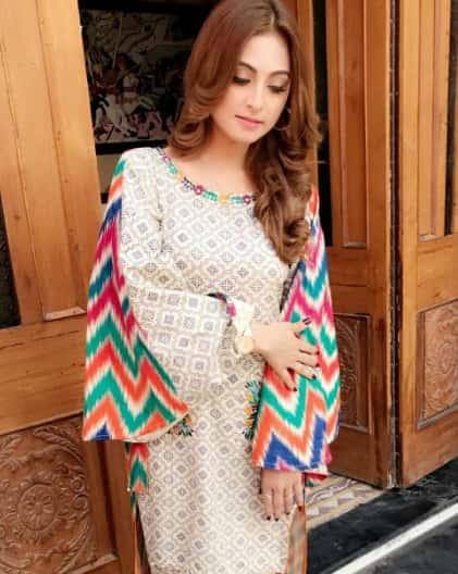 Aruba Mirza Age, Heigh, Weight, Dramas, Family, Net Worth, Instagram